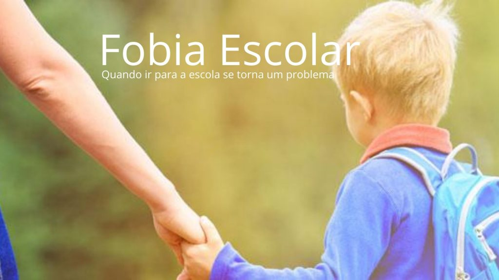 Fobia escolar: quando ir para a escola se torna um problema