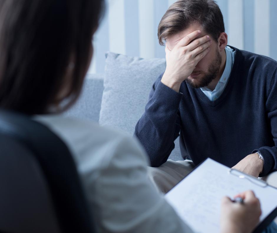 Porque é tão difícil para nós ir ao psicólogo?